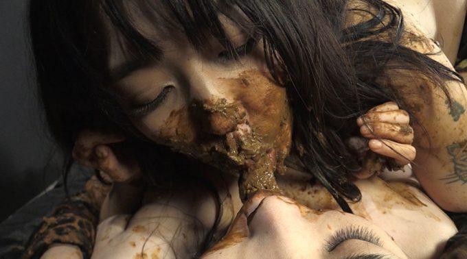 姫野未来後藤結愛食糞動画