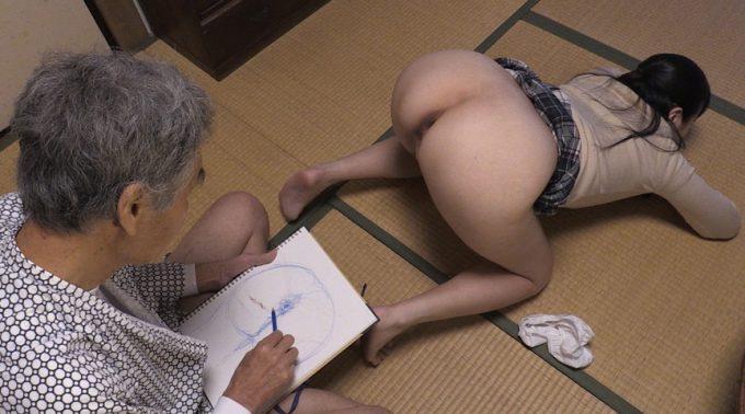 姫野未来肛門観察動画