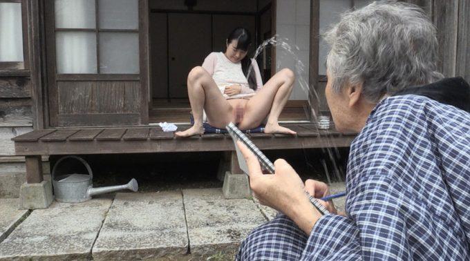 若妻姫野未来放尿動画